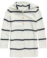 Tucker + Tate Toddler Girl's Hooded Cardigan