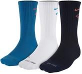 Nike Men's 3-pk. Dri-FIT Cushioned Crew Socks