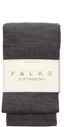 Falke Soft Merino Tights - Grey