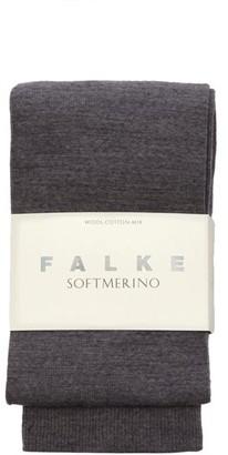 Falke Soft Merino Tights - Womens - Grey