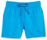 Vilebrequin Boys' Jim Water Reactive Sharks Swim Trunks