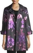 Caroline Rose Twilight Blooms Party Jacket, Plus Size