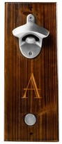 Cathy's Concepts Monogram Wall Bottle Opener