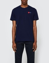 Comme des Garcons Play T-Shirt in Navy