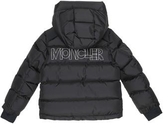 Moncler Enfant Staffal quilted down ski jacket