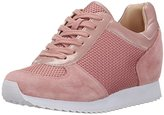 Nine West Women's Telly Suede Fashion Sneaker