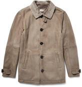 Brunello Cucinelli - Shearling Coat