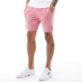 Luke 1977 Mens Get Shorty Sweat Shorts Cassis