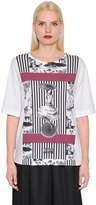 I'M Isola Marras Printed Cotton Jersey T-Shirt