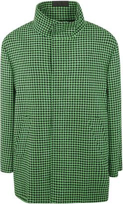 Balenciaga High Collar Coat