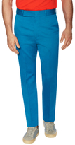 Paul Smith Solid Flat Front Formal Trousers