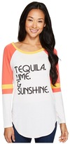 Rock and Roll Cowgirl Long Sleeve Tee 48T3531 Women's T Shirt