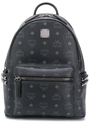 MCM Stark studded backpack