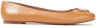 Tory Burch Lowell Embellished Leather Ballet Flat