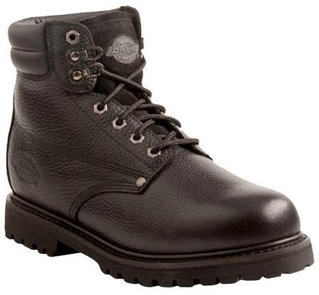 ed600dba770 Men's Raider Leather Work Boots - Black