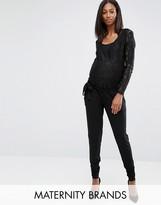 Noppies Maternity Lace Jumpsuit