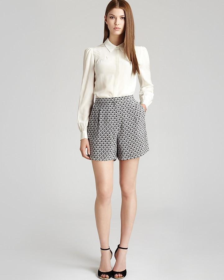 Reiss Shorts - Rosie Printed