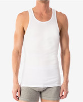 Michael Kors Men's Essentials Cotton Tank Top, 3-Pack