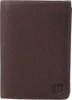 Andrew Marc Bowery Leather Carryall Wallet
