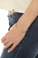 *MKL Accessories The Snake Wrap Cuff in Gold