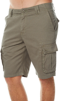 Swell Heritage Mens Cargo Short Green