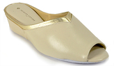 Jacques Levine #16695 - Peep-toe Slipper