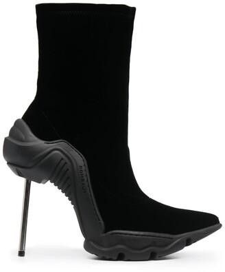 Rombaut Dysmorphia high-heel boots