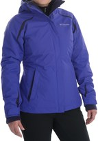 Columbia Blazing Star Interchange Jacket - 3-in-1, Insulated, Omni-Shield® (For Women)