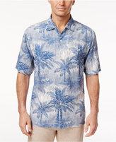 Tommy Bahama 100% Silk Palm Print Shirt