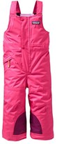 Patagonia Toddler Girl's 'Snow Pile' Waterproof Insulated Bib Overalls