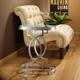 Toscano Art Deco Petite Caddie Tray Table Design