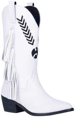 Dingo Womens Thunderbird Block Heel Cowboy Boots
