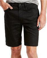 Levi's Men's 541 Line 8 Athletic-Fit Black Shorts