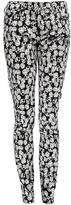 Juicy Couture Dice Skinny Jeans