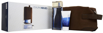 Kenzo Men's L'eau Par 3Pc Gift Set