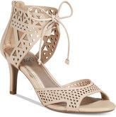 Impo Viddette Lace-Up Dress Sandals Women's Shoes