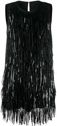 No.21 Tassel Shift Dress