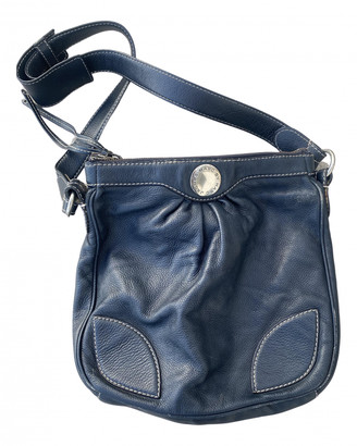 Marc by Marc Jacobs Navy Leather Handbags