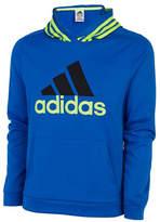 Adidas Classic Fleece Hooded Pullover