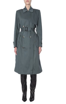 Givenchy Oversized Belted Trench Coat