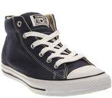 Converse Unisex Chuck Taylor Street Mid Fashion Sneaker Shoe - Mens - 10