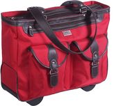 Clark & Mayfield Women's Marquam Rolling Laptop Tote 18.4