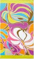 "Trina Turk Island Swirl Beach Towel, 36"" x 67"""