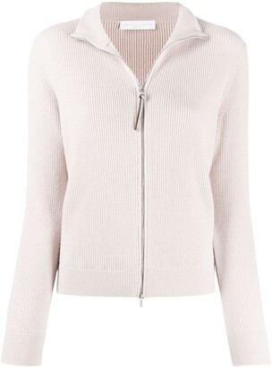 Fabiana Filippi Zip-Up Cardigan