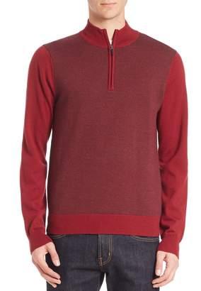 Saks Fifth Avenue Long Sleeves Sweater