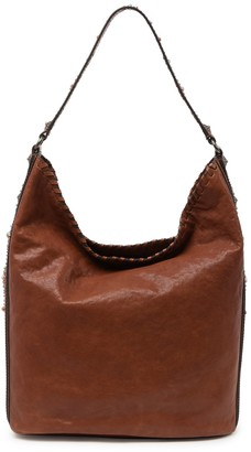 Frye Concho Leather Hobo