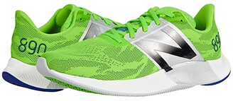 New Balance FuelCell 890v8 (Energy Lime/Silver) Men's Shoes