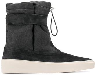 Fear Of God Drawstring Top Boots