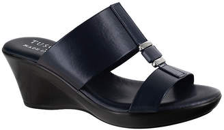 Easy Street Shoes Womens Benita Wedge Sandals