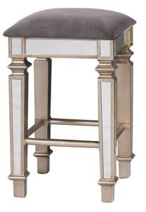 Stylecraft Mirrored Bar Stool